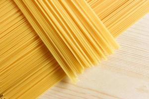 italiensk spaghetti foto