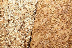 två bröd foto