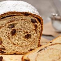 sött bröd foto
