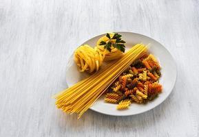 italiensk mat foto