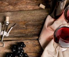 läckert vin foto