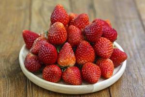 jordgubbe. foto