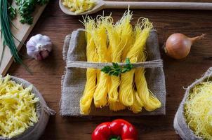 glutenfri pasta foto