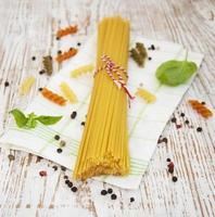 italienska ingredienser foto