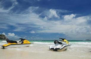 Jet ski foto