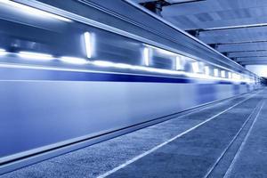rörligt tåg