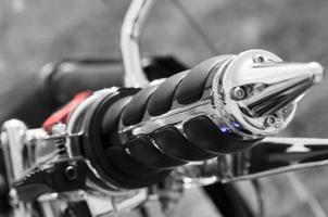 motorcykeldelar foto