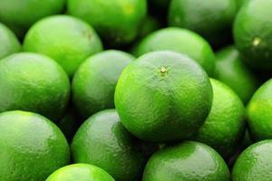 limefrukt citrusfrukter foto