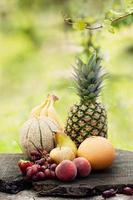 frukt variation foto