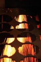 laserskärning foto