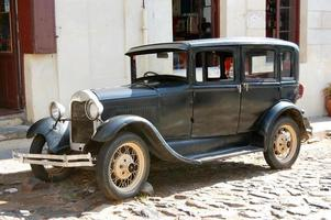 vintage bil foto