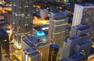 stadsbilden i Atlanta foto