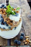 nyttig frukost foto