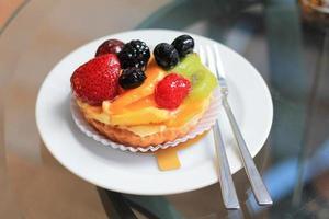syrlig frukt foto