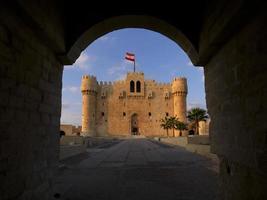 citadellet i Alexandria foto