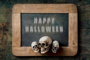 glad Halloween foto