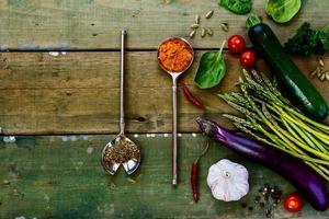 Ingredienser foto
