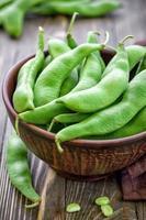 gröna bönor