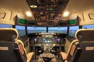 cockpit foto