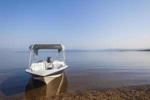 båtdammen landskap foto