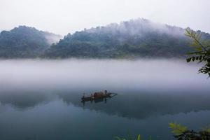 det kinesiska landskapet foto