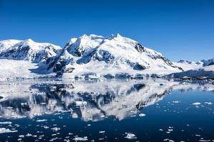 antarktislandskap-9 foto