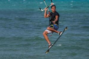 kitesurfer foto