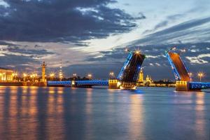 st. petersburg landskap foto