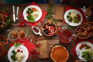 hösten servering
