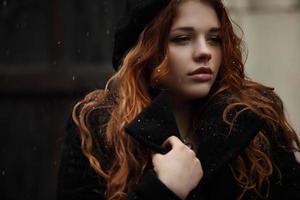 vinter stil foto