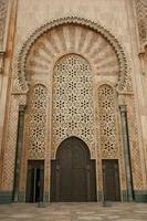 hassan ii moské foto