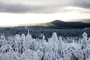 vinterens början foto