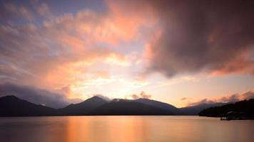 sjön chuzenji foto