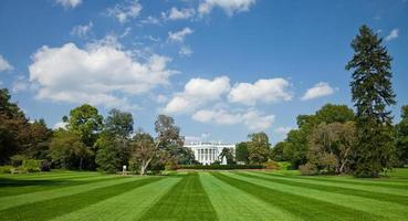 vitt hus, Washington DC foto
