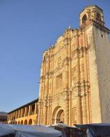 kyrkan av santo domingo foto