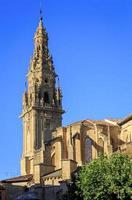 santo domingo de la calzada i rioja, Spanien foto