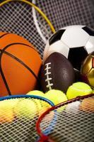 sportutrustningsdetalj