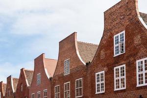 holländsk kvarter foto