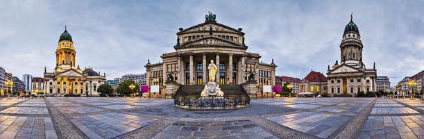 gendarmenmarkt i berlin foto