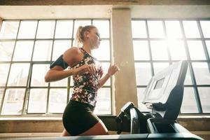 springer på gym