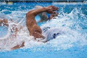 simning foto