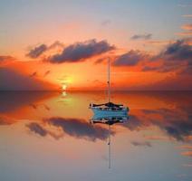 jämnare segling foto