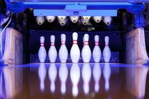 bowlingstift foto