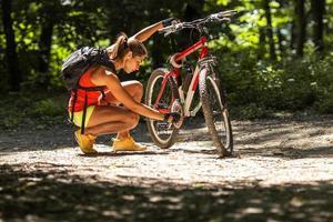 cyklist foto