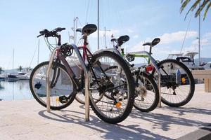 Cyklar foto
