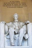 abraham lincoln staty