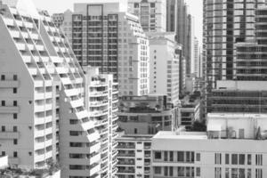 bangkok densitet foto