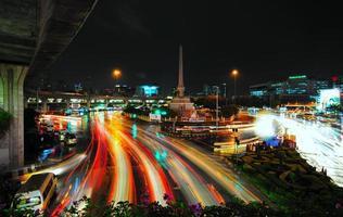 cirkulär bangkok foto