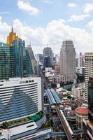 bangkok i Thailand foto