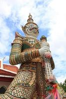 wat arun - bangkok - thailand foto